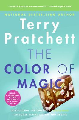 The Color of Magic cover