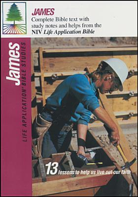 Life Application Bible Studies: James: NIV