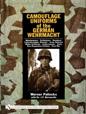 1299408  sc 1 st  Goodreads & Camouflage Uniforms of the German Wehrmacht: Manufacturers ...