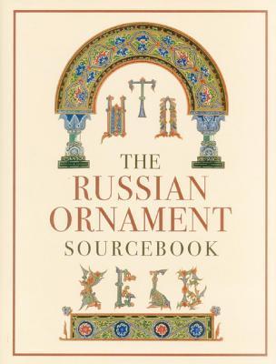 The Russian Ornament Sourcebook: 10th-16th Centuries por Vivays Publishing, Vivays Publishing