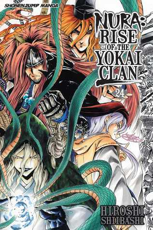 Nura: Rise of the Yokai Clan, Vol. 24: Battle of Aoi Spiral Castle