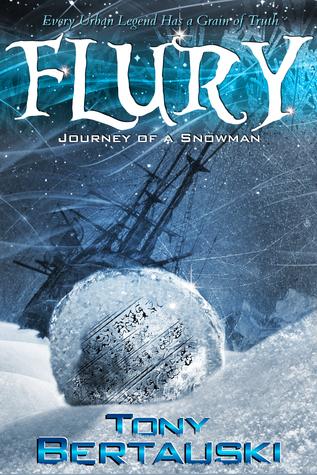 Flury: Journey of a Snowman (Claus, #3)