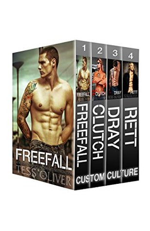 Custom Culture Complete Series (Custom Culture, #1-4) by Tess Oliver