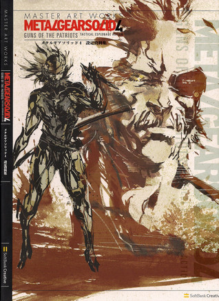 Metal Gear Solid 4: Guns of the Patriots: Master Art Works