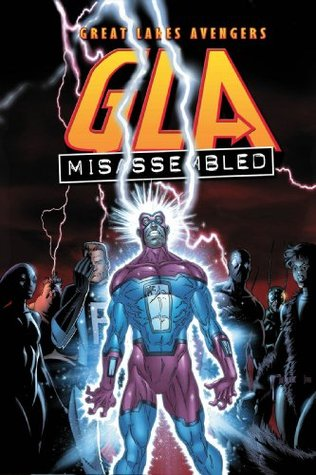 G.L.A.: Misassembled (Great Lakes Avengers)