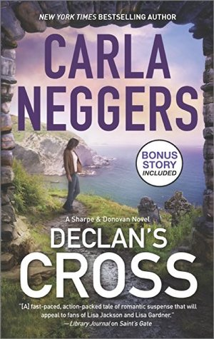 book cover: Declan's Cross by Carla Neggers