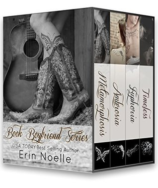 Book Boyfriend Series Boxed Set (Book Boyfriend, #1-3.5)