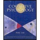 PSYC 341 Cognitive Psychology