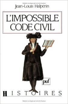 L'impossible code civil