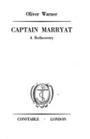 Captain Marryat: A Rediscovery
