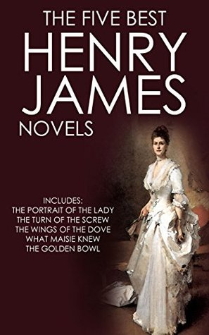 The Five Best Henry James Novels