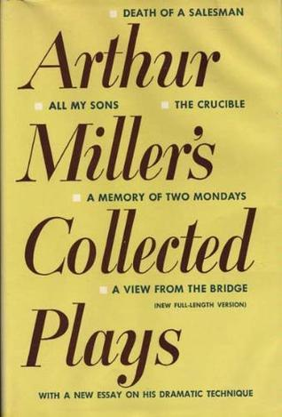 Arthur Miller's Collected Plays