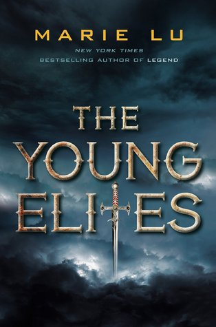 Afbeeldingsresultaat voor the young elites books