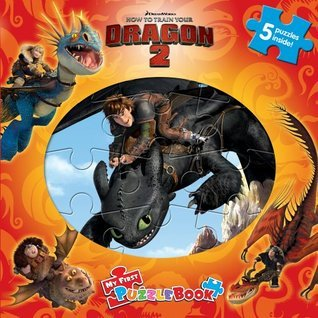 DreamWorks How to Train Your Dragon 2 My First Puzzle Book