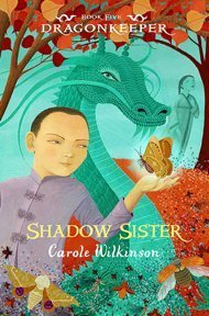 Shadow Sister (Dragon Keeper, #5)