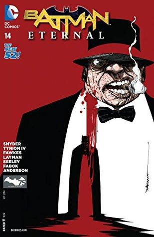 Batman Eternal #14