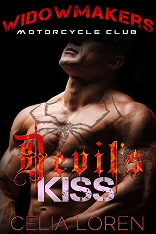 Devil's Kiss: Widowmakers MC (Vegas Titans, #4)