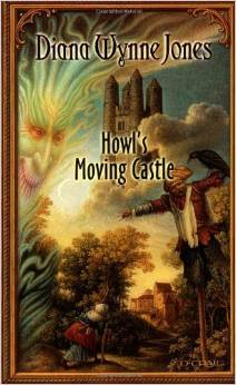 Howl's Moving Castle by Diana Wynne Jones