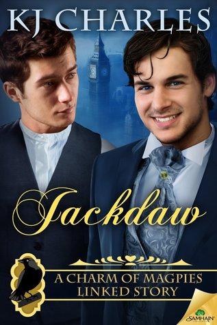 Jackdaw by K.J. Charles