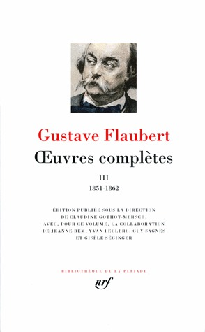 Oeuvres complètes, tome III (1851-1862)