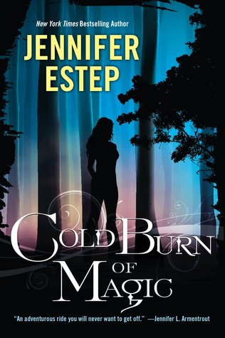 Cold Burn of Magic by Jennifer Estep