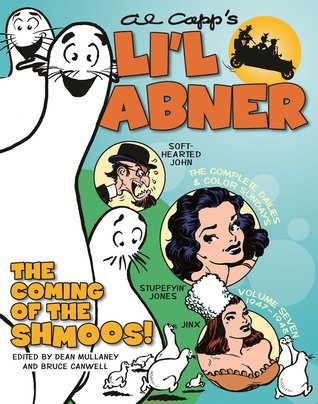 Lil Abner Volume 7(Lil Abner (The Library of American Comics Edition) 7)