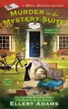 Book cover for Murder in the Mystery Suite (Book Retreat Mysteries #1)