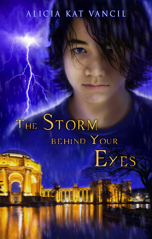 The Storm behind Your Eyes (The Marked Ones Trilogy, #2)