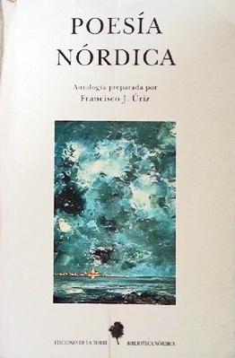 Resultado de imagen para foto antologia de la poesia nordica