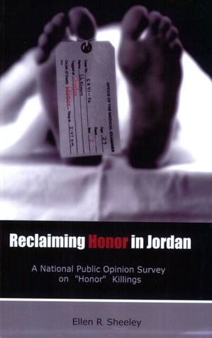 Reclaiming Honor In Jordan: A National Public Opinion Survey On