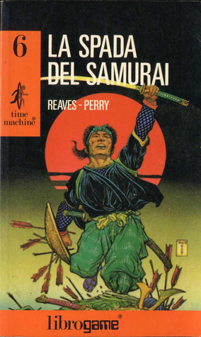 La spada del samurai (Time machine #6)