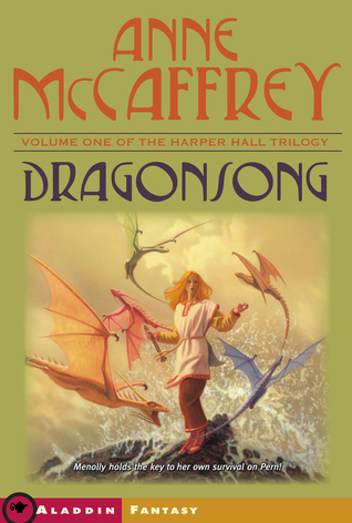 Dragonsong (Harper Hall, #1)