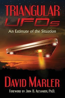 Triangular UFOs by David Marler