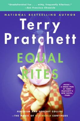 Wizzic.us Book Library Equal Rites (Discworld, #3; Witches #1)
