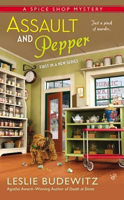 Assault and Pepper (A Spice Shop Mystery, #1)