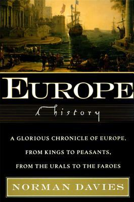 Europe by Norman Davies