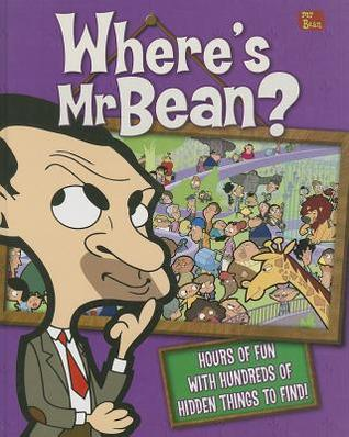 Mr. Bean's Hide  Seek Book