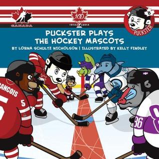 puckster-plays-the-hockey-mascots