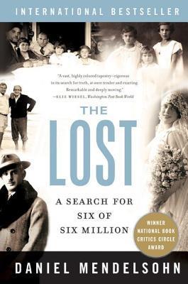The Lost by Daniel Mendelsohn