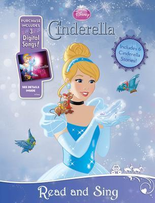 Cinderella: Read-and-Sing
