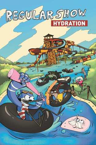 Regular Show Original Graphic Novel - Hydration