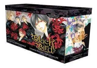 Black Bird Complete Box Set: Volumes 1-18