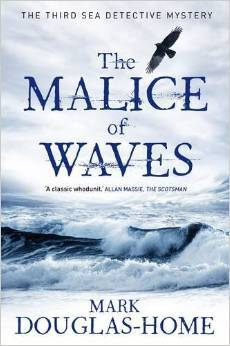The Malice of Waves (Cal McGill, Sea Detective, #3)