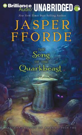 Song of the Quarkbeast, The(Last Dragonslayer 2)