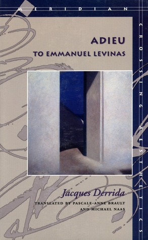Adieu to Emmanuel Lévinas