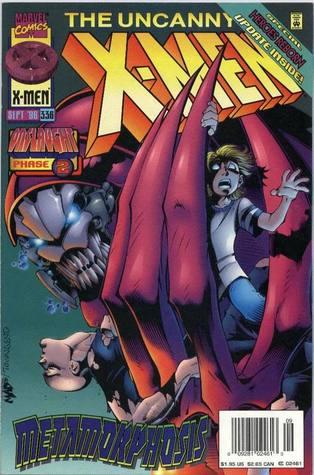 Uncanny X-Men #336