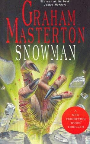 Snowman (Jim Rook, #4)