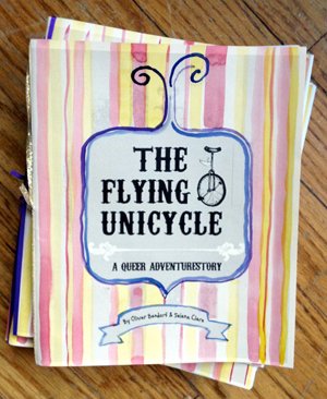 The Flying Unicycle: A Queer Adventurestory