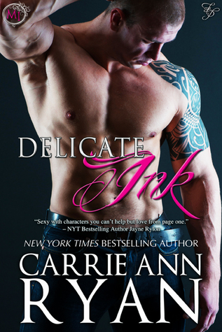 Delicate Ink (Montgomery Ink, #1)