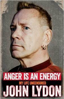 Anger is an Energy by John Lydon